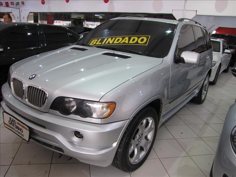 bmw x5 4 4 sport 4x4 v8 blindado r em mercado libre. Black Bedroom Furniture Sets. Home Design Ideas