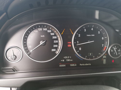 bmw x5 4.4bi-turbo security (blindada) - 2015/2016- 40.694km
