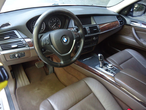bmw x5 4.8 topline full equipo 2008 (impecable)