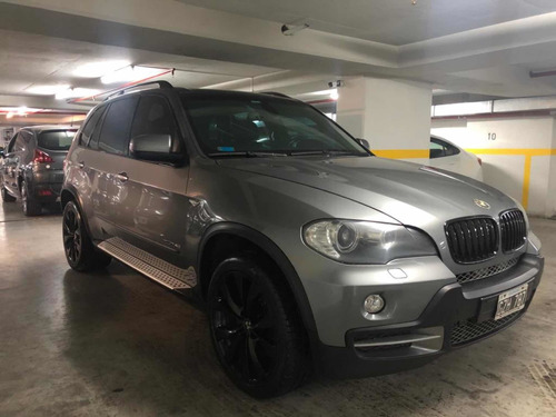 bmw x5 4.8i nafta pack security 2008  blindada sepautos