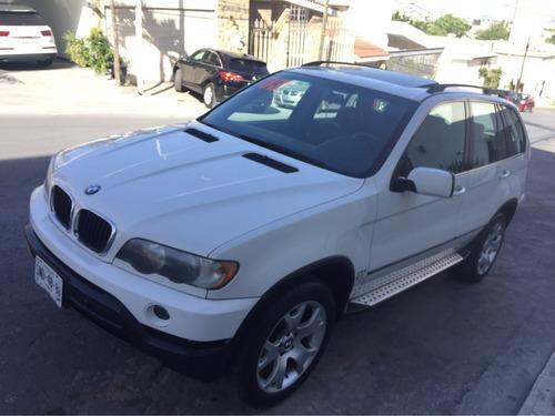 bmw x5 5p 3.0sia f1 aut 2003 excelentes condiciones