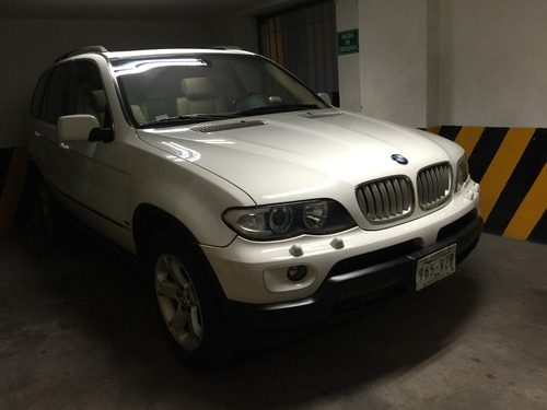 bmw x5 5p 4.4sia top line aut 2005