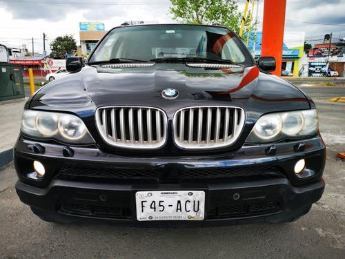 bmw x5 v8 blindaje 4 2006 autos puebla