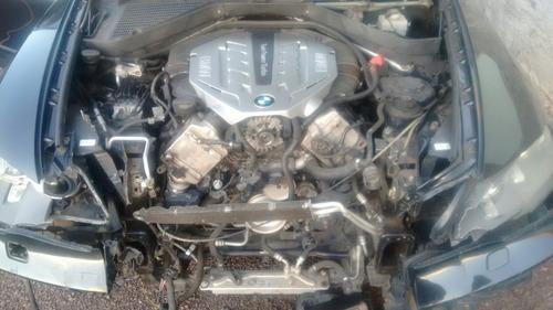bmw x5 xdrive 5.0i 2010/2011 v8 biturbo retirada de peças