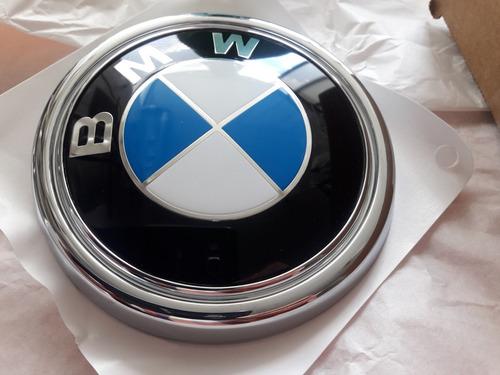 bmw x5/x6 emblema tapa baul original