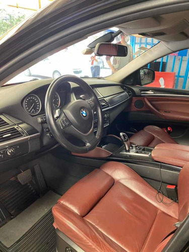 bmw x6 2010 5.0l xdrive ia at
