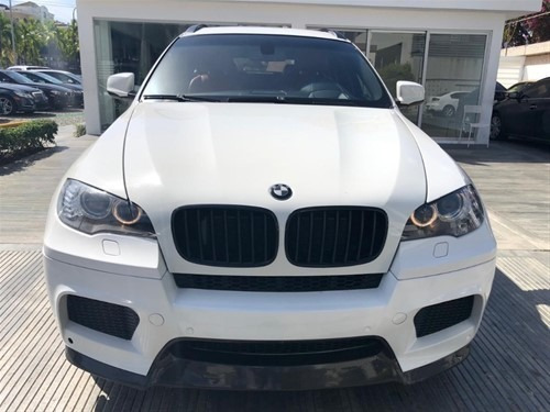 bmw x6 2010 m (version deportiva) 4x4 camara sun roof