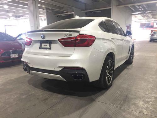 bmw x6 2017 5p xdrive 50i m sport v8/4.4/t aut