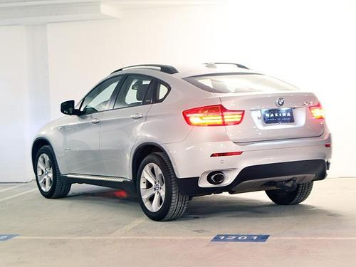 bmw x6  3.0 diesel solo 54.000klms 2014