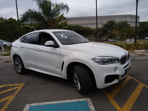 bmw x6 4.4 4x4 50i coupé 8 cilindros 32v bi-turbo