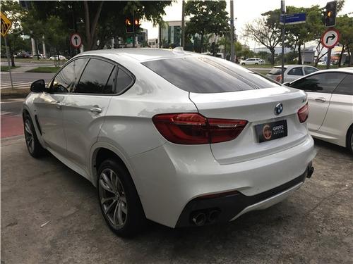 bmw x6 4.4 50i 4x4 coupé 8 cilindros 32v bi-turbo gasolina 4