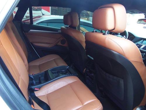 bmw x6 4.4 50i 4x4 coupé 8 cilindros bi-turbo  4p aut 2011