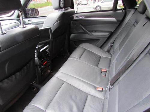 bmw x6 4.4 50i 4x4 coupé 8 cilindros bi turbo (blindada)2011