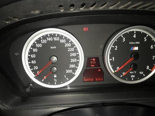 bmw x6 4.4 m 2012 50.000 kms