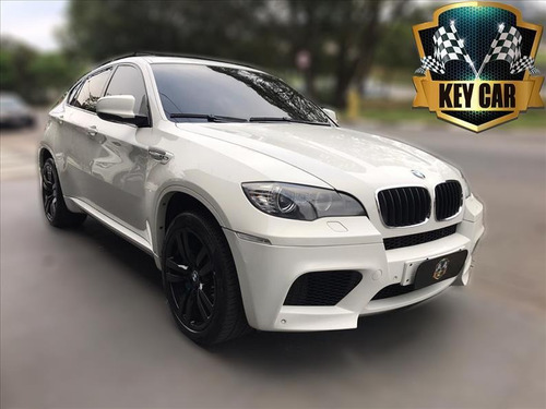 bmw x6 4.4 m 4x4 coupe v8 32v bi-turbo gasolina 4p automatic