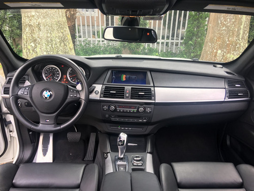 bmw x6 4.4 m é v8 bi-turbo  blindada