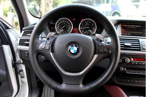 bmw //x6 50i v8 bi-turbo// 2010 seminueva!! piel, qc xenon