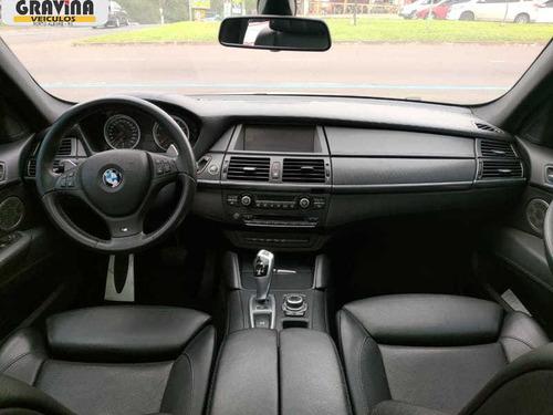 bmw x6 m 4.4 4x4 bi-turbo aut v8 32v 555cv 2013