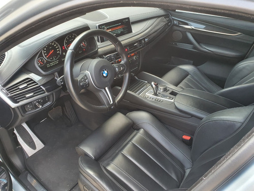 bmw x6 m automatico 4x4 modelo 2018