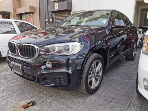bmw x6 m sport impecable 2018