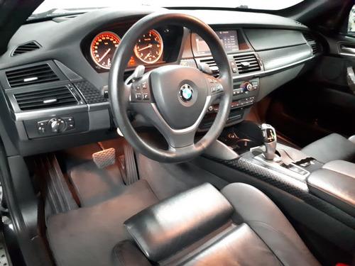 bmw x6 msport 4.4 50i coupe 4x4 2010  preta blindada