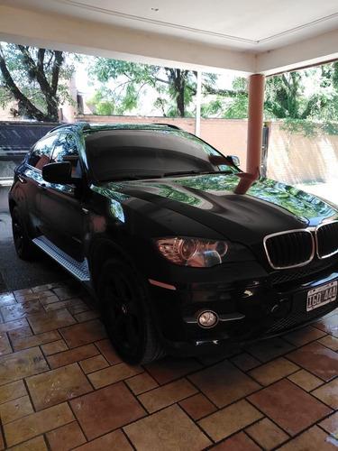bmw x6 negra