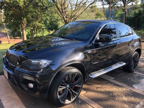 bmw x6 negro bi turbo x50i    (camba)