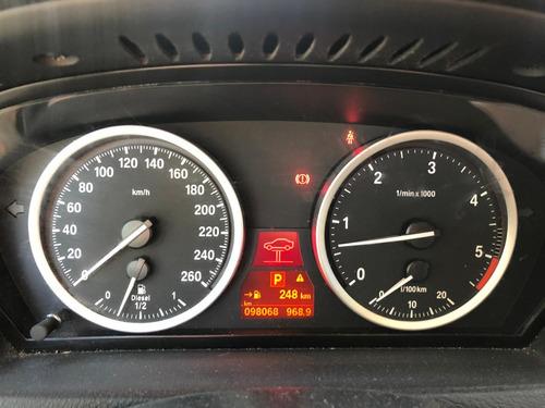 bmw x6 turbo disel año 2013 como nueva