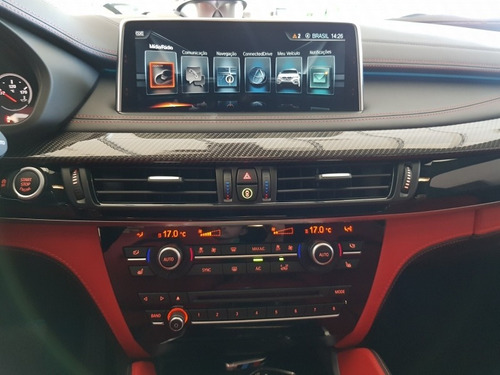 bmw x6m 4.4 coupe v8 bi-turbo 2018
