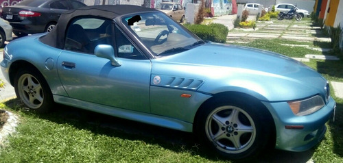 bmw z3 1.9 convertible. man. 5 vel.. l at 1996