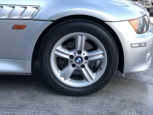 bmw z3 2p convertible 5vel l4 2.2l
