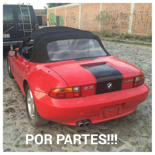 bmw z3 2p convertible 5vel l6 3.0l 1999