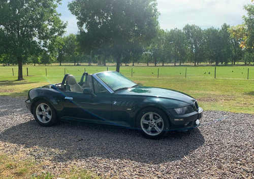 bmw z3 motor 2.8 manual kitm 2001 verde ingles cabriolet