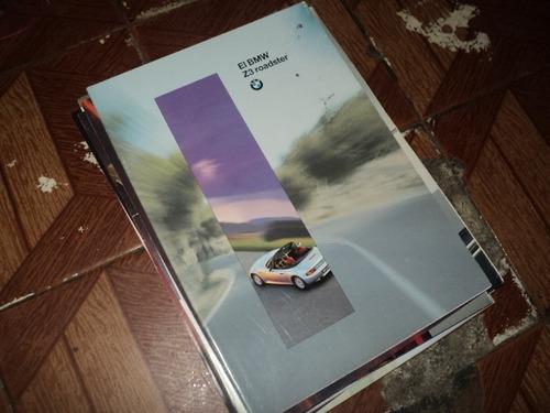 bmw z3 roadster  1995 catalogo conces