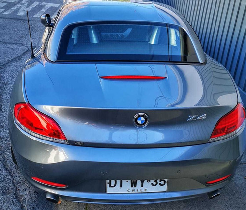 bmw z4 sdrive 3.5i - impecable! espectacular auto!