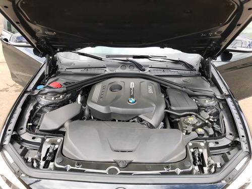 bmw120i negro 2.000cc turbo 2017 automatica triptonica