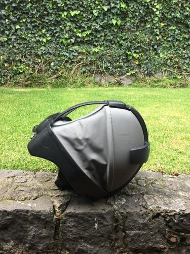 bmwf800r maleta izquierda
