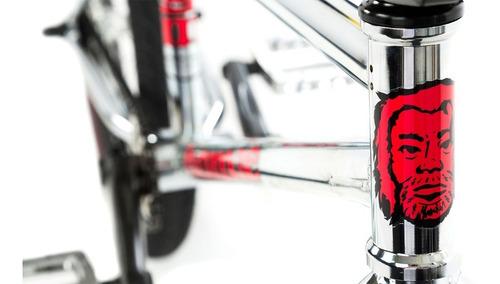 bmx bicicleta fit bike co mac chrome  20,75  - purobmx