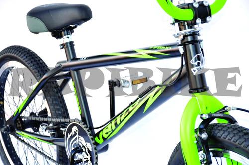 bmx rod bicicleta