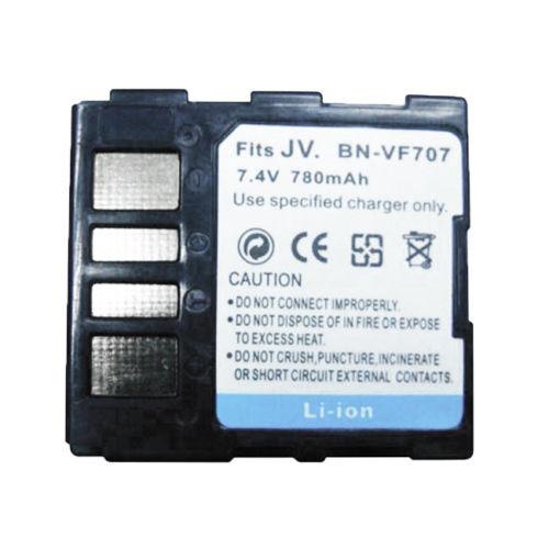 bn-vf707 bn-vf707u 780mah batería de reemplazo para jvc gr-d