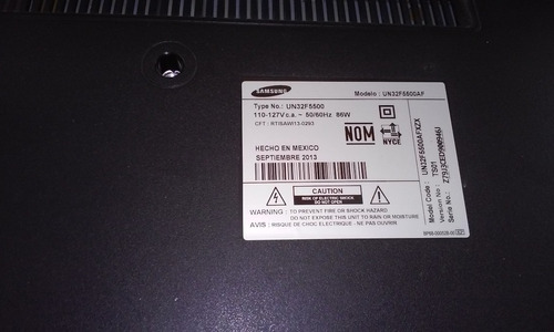 bn41-01938  t-con tv led 32  samsung mod. un32f5500