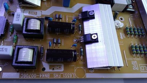 bn44-00706c fuente de poder samsung un65j630, un60j630daf
