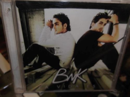 bnk la vida es  cd sellado