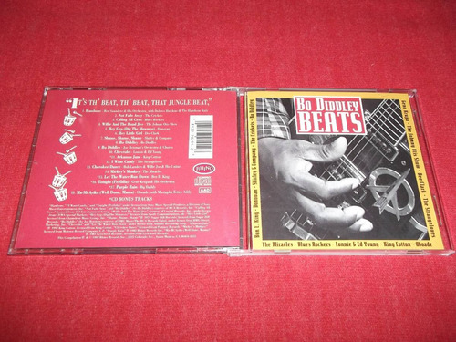 bo diddley - beats cd imp ed 1992 mdisk