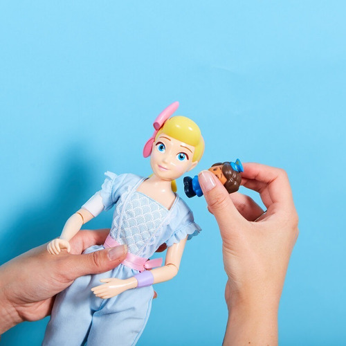 bo peep & giggle mcdimples talking friends toy story 4