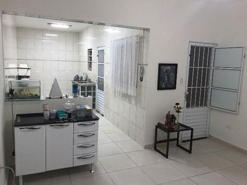 boa casa à 5 minutos do centro de itanhaém - ref 3249
