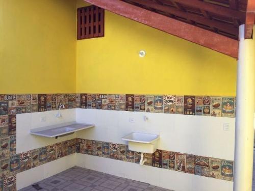 boa casa com 2 quartos em itanhaém - ref 2843-p