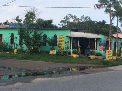 boa casa com comércio em itanhaém-sp, cidade litorânea!