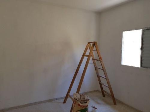 boa casa em fase de acabamento no balneário tupy - ref 3142