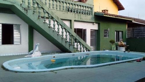 boa casa no bairro loty, 600m do mar - re 3352